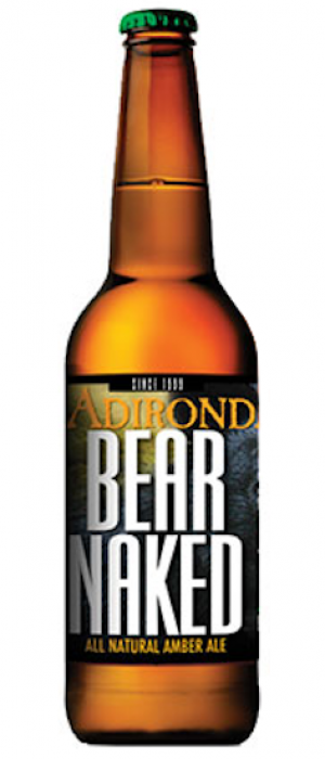Bear Naked Ale by Adirondack Brewery in New York, United States