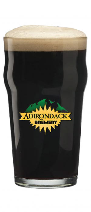 Chatiemac Black Lager by Adirondack Brewery in New York, United States