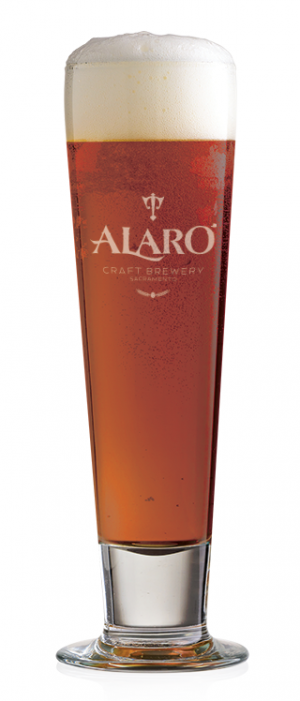 Adrianna Dark Mexican Lager by Alaro Craft Brewery in California, United States