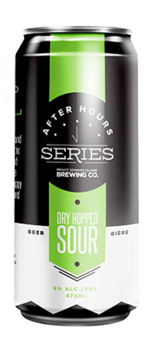 After Hours Dry Hopped Sour by Prince Edward Island Brewing Co.  in Prince Edward Island, Canada