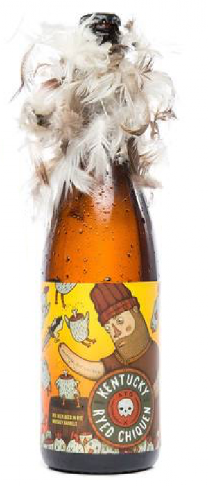 Kentucky Ryed Chiquen by Against The Grain Brewery in Kentucky, United States