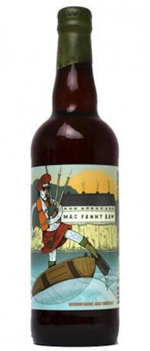 Mac FannyBaw by Against The Grain Brewery in Kentucky, United States