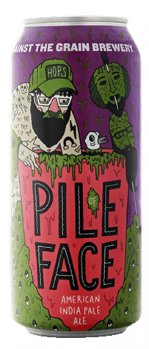 Pile Of Face by Against The Grain Brewery in Kentucky, United States