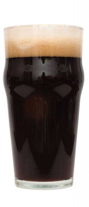 Chocolate Stout by Airways Brewing in Washington, United States