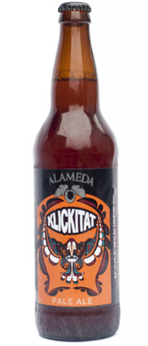 Klickitat Pale Ale by Alameda Brewhouse in Oregon, United States