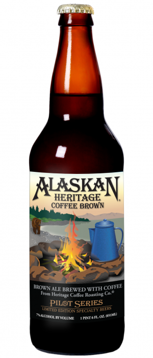 Heritage Coffee Brown Ale