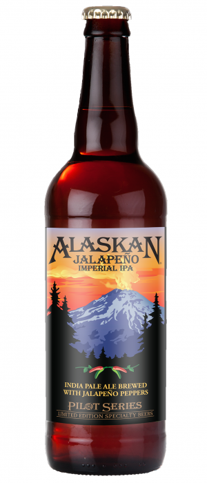 Jalapeño Double IPA by Alaskan Brewing Company in Alaska, United States