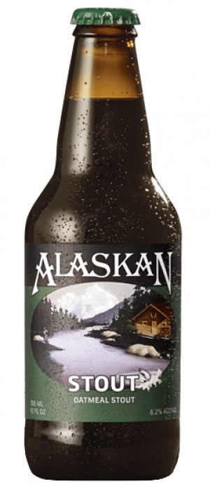 Oatmeal Stout by Alaskan Brewing Company in Alaska, United States