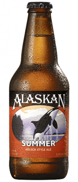 Summer Ale by Alaskan Brewing Company in Alaska, United States