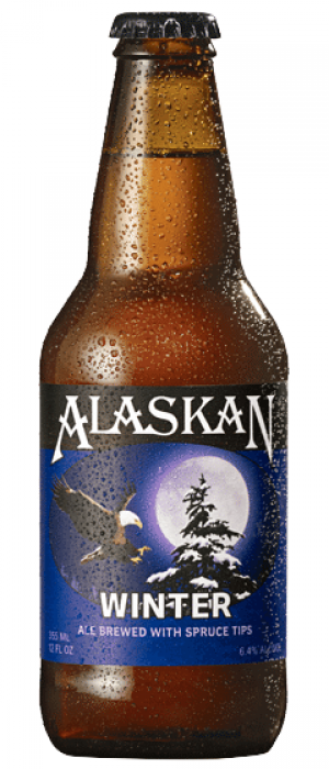 Winter Ale by Alaskan Brewing Company in Alaska, United States