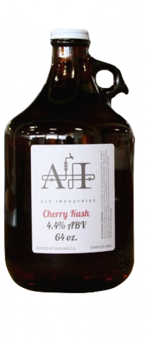 Cherry Kush by Ale Industries in California, United States
