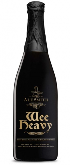 Barrel-Aged Wee Heavy by AleSmith Brewing Co in California, United States