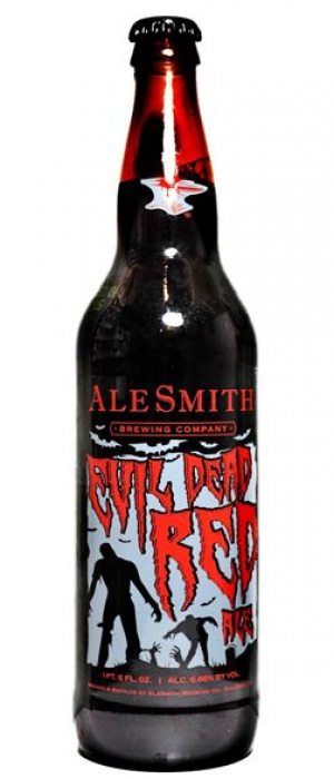 Evil Dead Red by AleSmith Brewing Co in California, United States