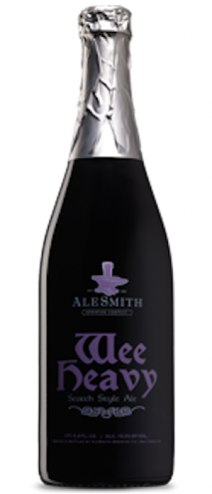 Wee Heavy by AleSmith Brewing Co in California, United States