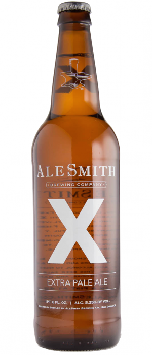X by AleSmith Brewing Co in California, United States