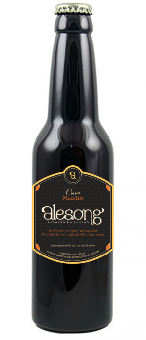 Cocoa Maestro by Alesong Brewing & Blending in Oregon, United States
