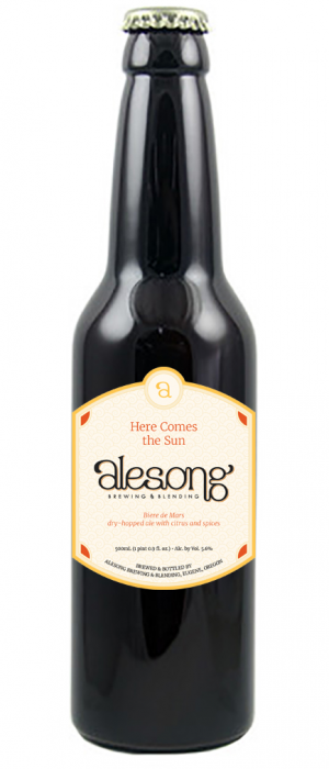 Here Comes The Sun by Alesong Brewing & Blending in Oregon, United States