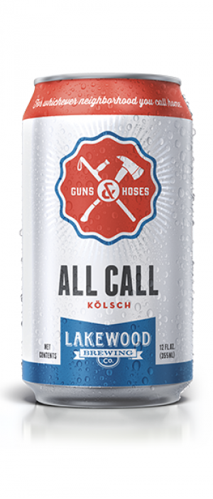 All Call by Lakewood Brewing Company in Texas, United States