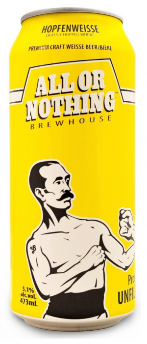 All Or Nothing Hopfenweisse