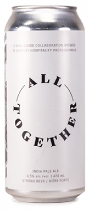 All Together by Elora Brewing Company in Ontario, Canada