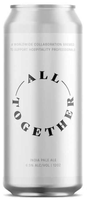 All Together by Town Square Brewing Co. in Alberta, Canada
