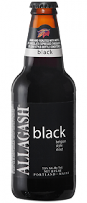 Black by Allagash Brewing Company in Maine, United States