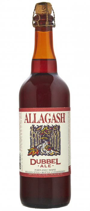 Dubbel by Allagash Brewing Company in Maine, United States