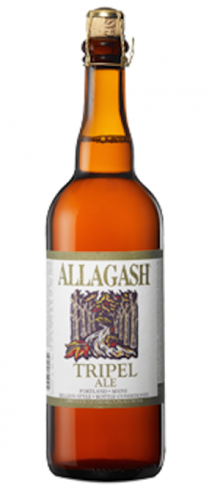Tripel by Allagash Brewing Company in Maine, United States