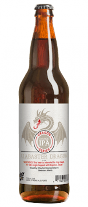 Alabaster Dragon Double IPA