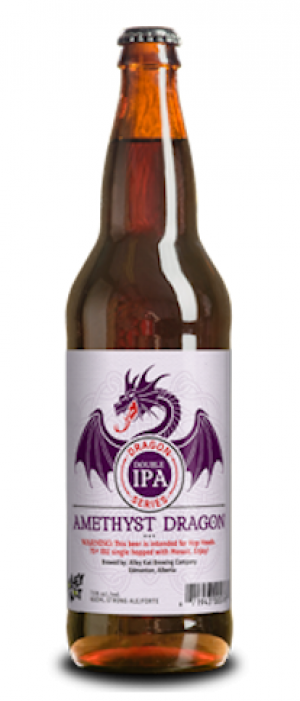 Amethyst Dragon Double IPA