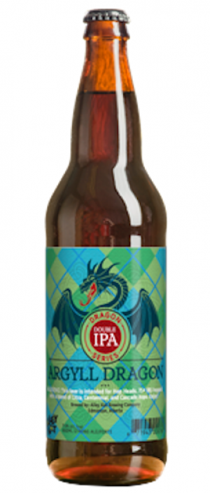 Argyll Dragon Double IPA