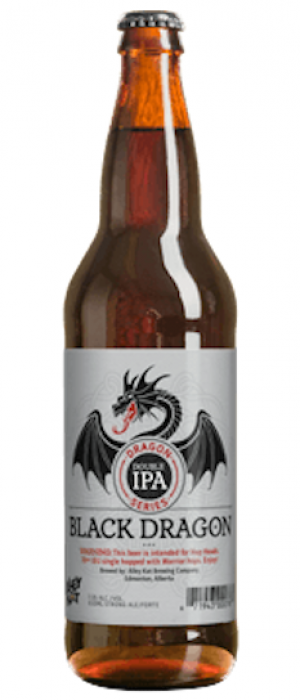 Black Dragon Double IPA