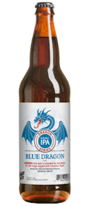 Blue Dragon Double IPA