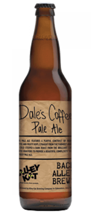 Dale's Coffee Pale Ale