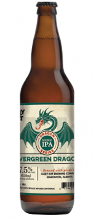 Evergreen Dragon Double IPA