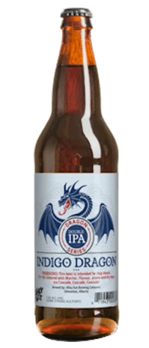 Indigo Dragon Double IPA