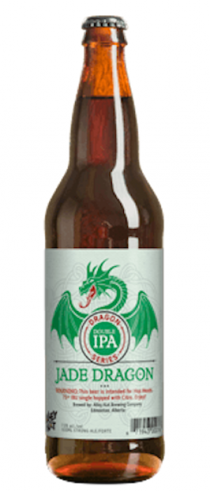 Jade Dragon Double IPA