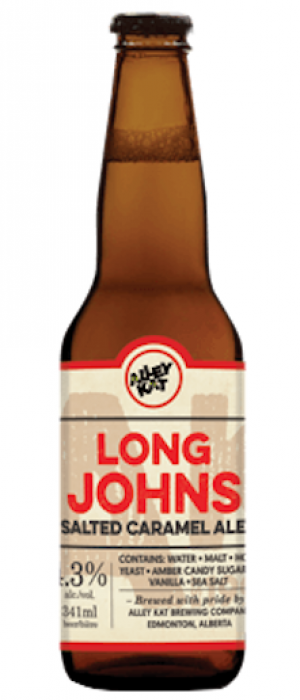 Long Johns Salted Caramel Ale