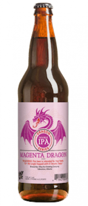 Magenta Dragon Double IPA