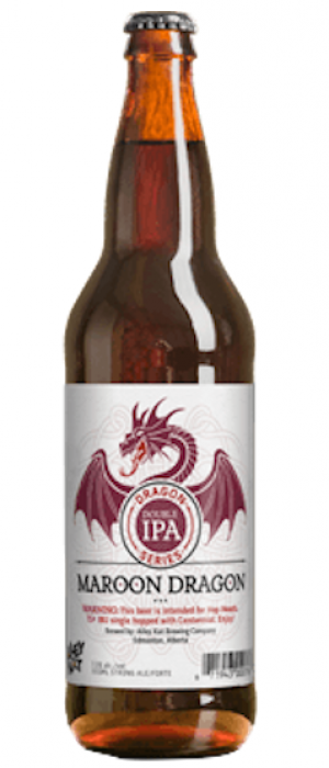 Maroon Dragon Double IPA