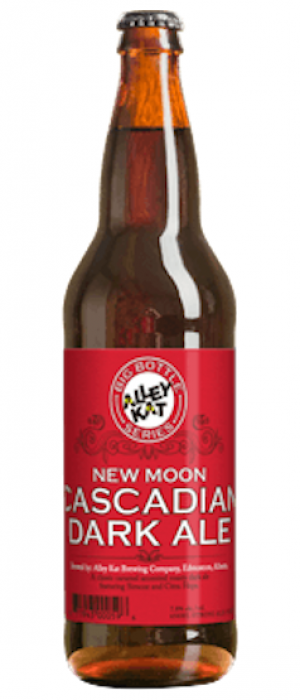 New Moon Cascadian Dark Ale
