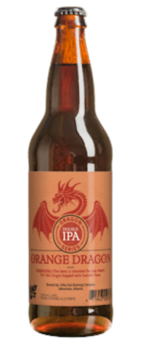Orange Dragon Double IPA