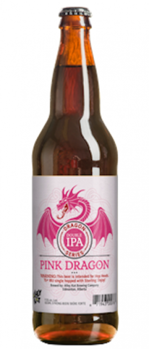 Pink Dragon Double IPA