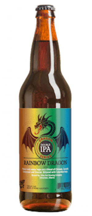 Rainbow Dragon Double IPA