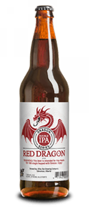 Red Dragon Double IPA