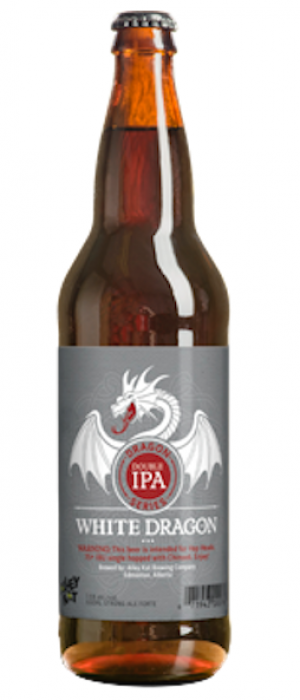 White Dragon Double IPA