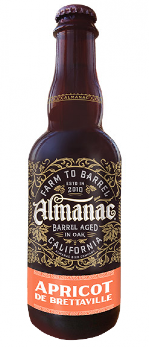 Apricot de Brettaville by Almanac Beer Co.  in California, United States