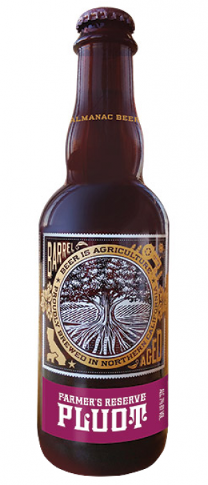 Farmer's Reserve Pluot by Almanac Beer Co.  in California, United States