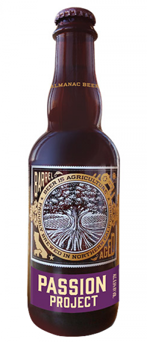 Passion Project by Almanac Beer Co.  in California, United States