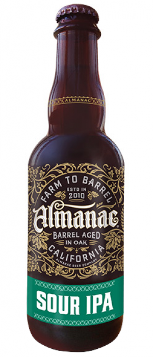 Sour IPA by Almanac Beer Co.  in California, United States
